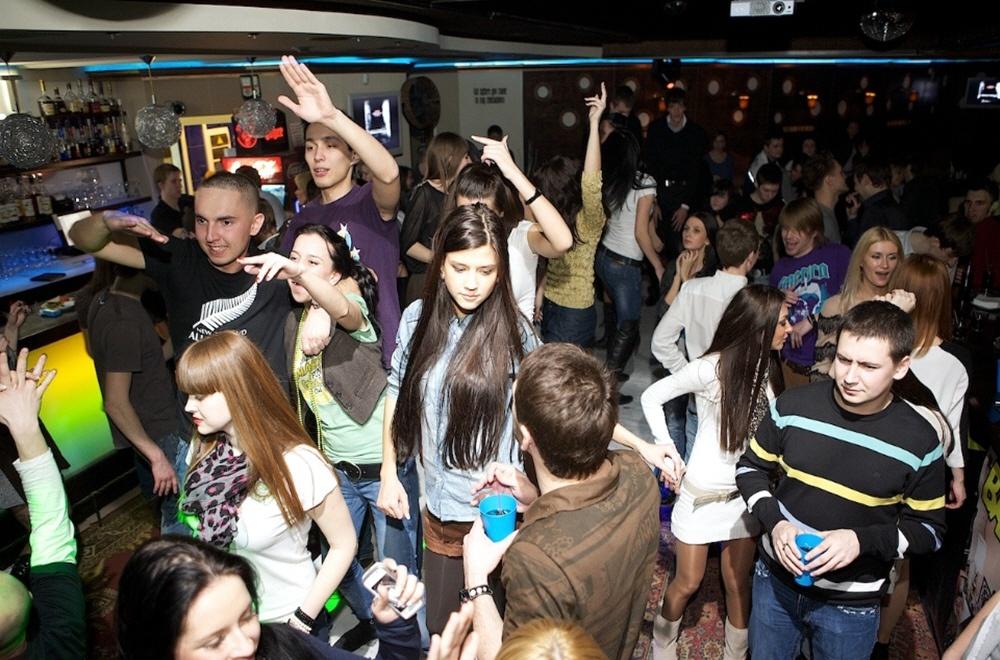 Секрет популярного барного заведения