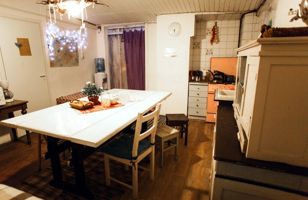 Совместное проживание в хостеле