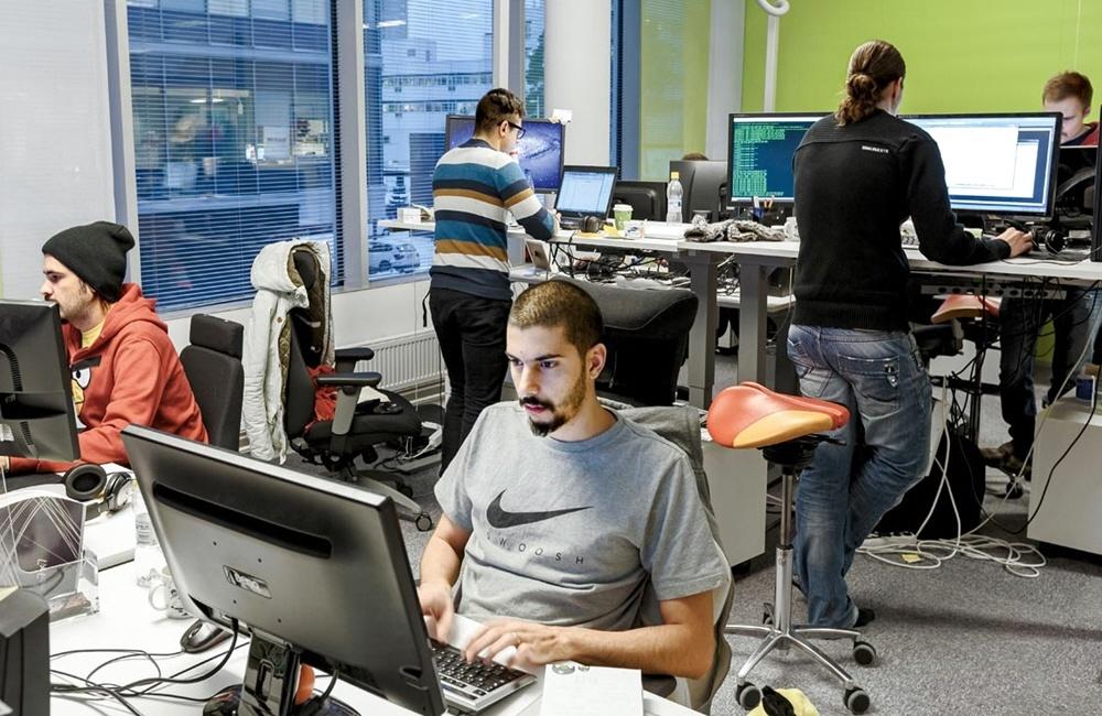 Современные разработчики компьютерных игр