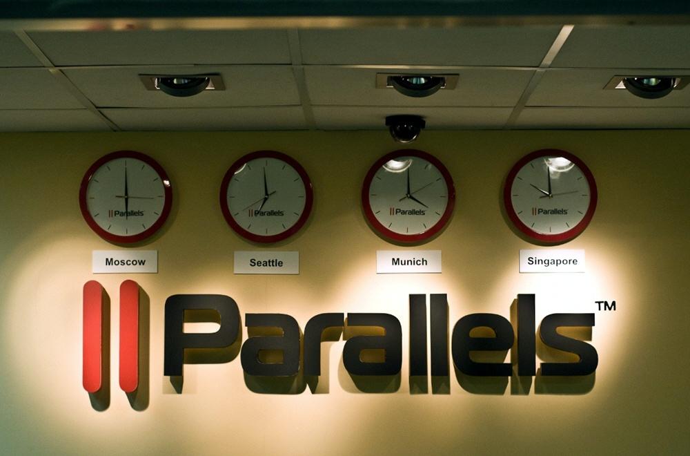 Софтверный Бизнес компании Parallels