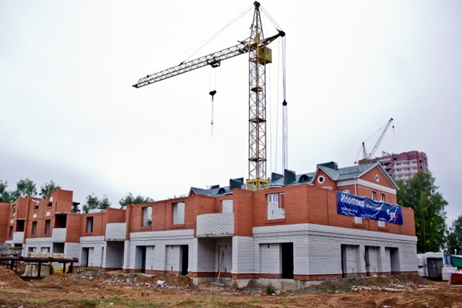 Строительство в Томске