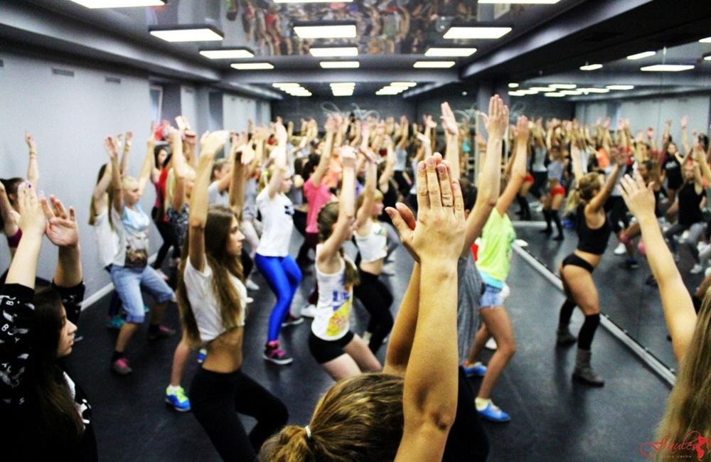 Танцевальное преподавание