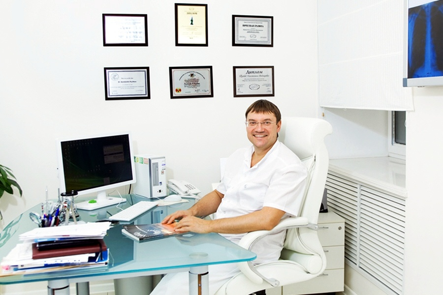 Успехи хирурга Константина Пучкова