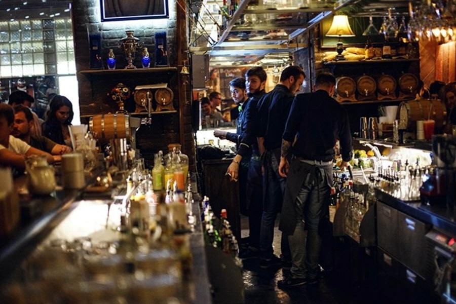 Успех барного бизнеса