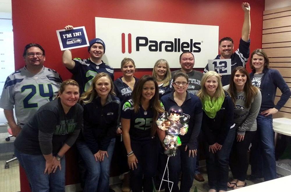 Успешный бизнес компании Parallels