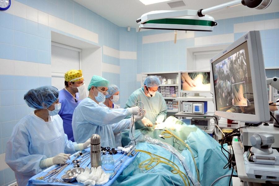 Хирургическая клиника