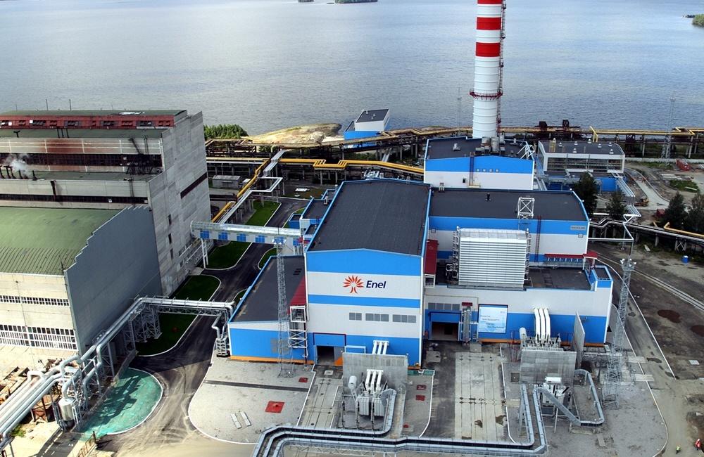 Энергетический Бизнес компании Enel Russia
